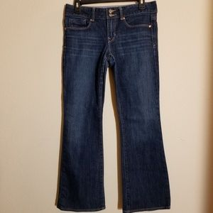 Women's GAP 1969 Jeans Size 27/4a Perfect Boot Cut